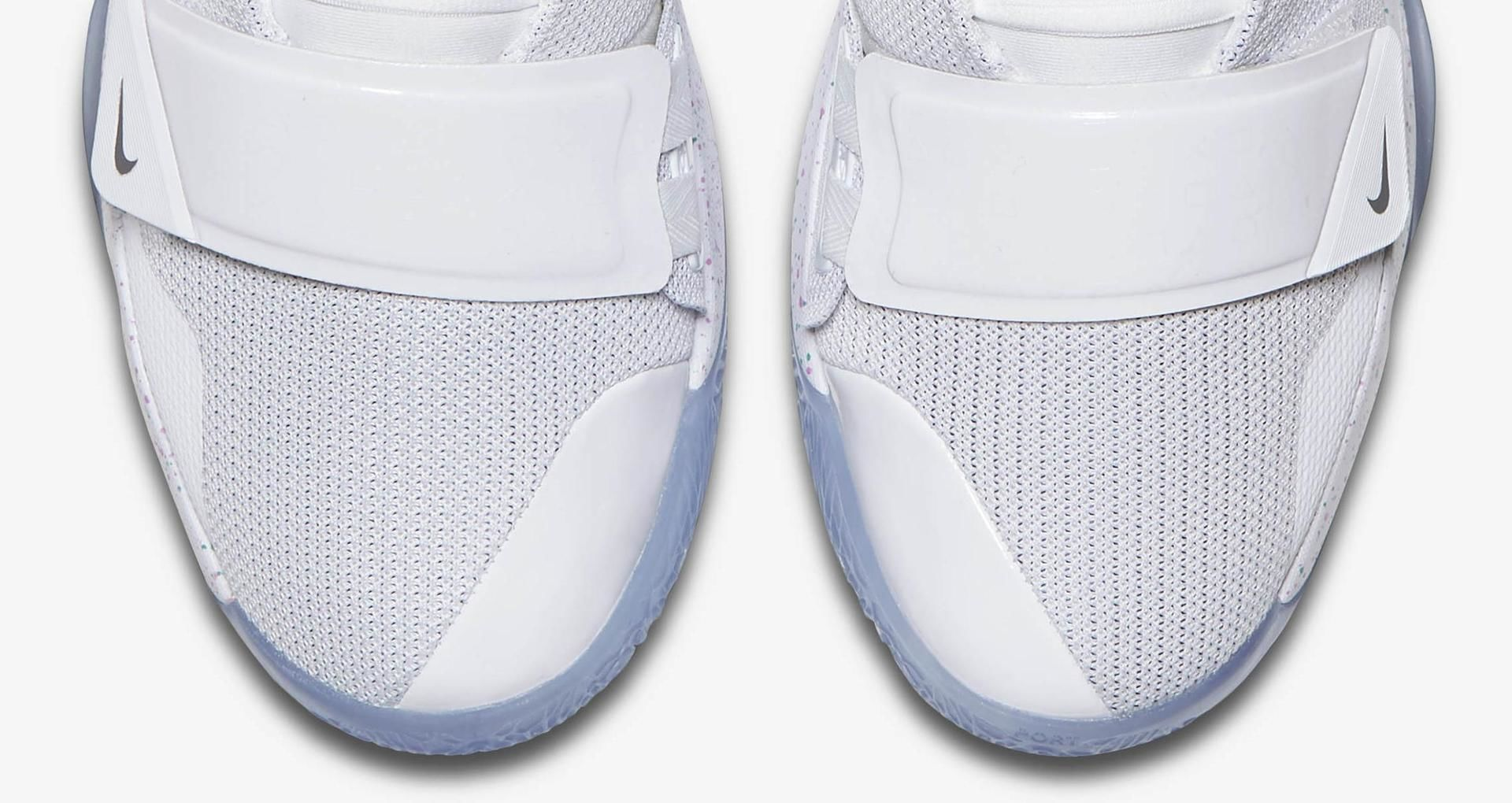 hot sale online 1252f a8c64 PG 2.5 Playstation 'White' Release Date. Nike+ SNKRS