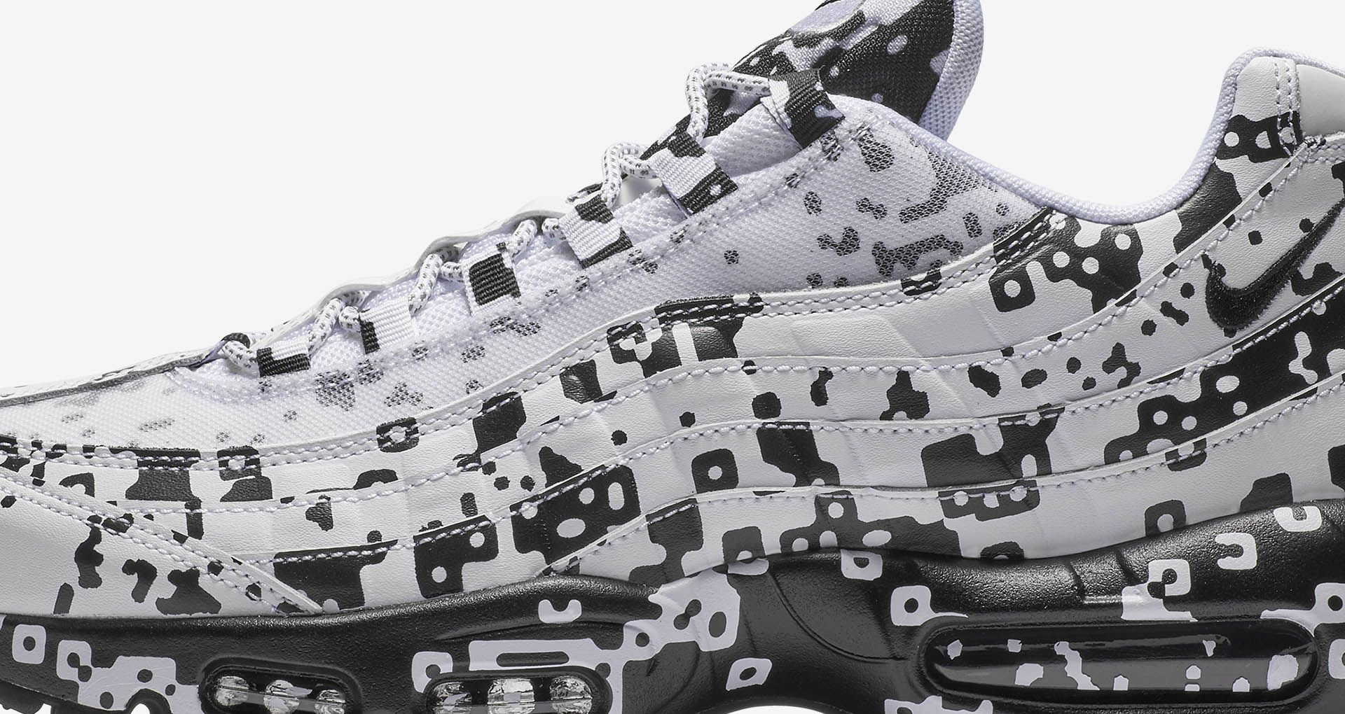 cheaper 9d3a1 ded3c Nike Air Max 95 Cav Empt 'White' Release Date. Nike+ SNKRS