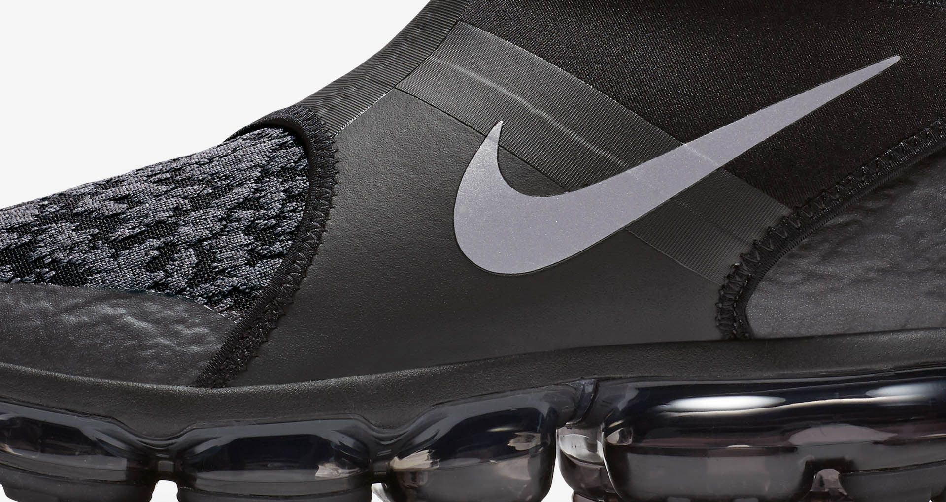 fd499e9f15f2 Air Vapormax Chukka Slip  Anthracite  Release Date. Nike+ SNKRS
