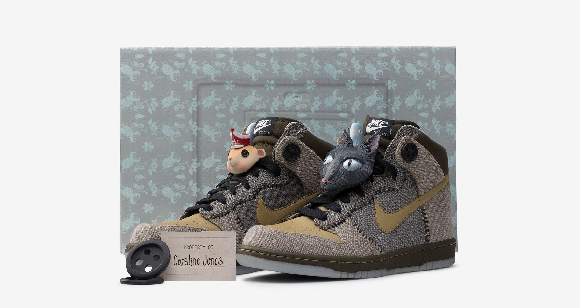 255f3edd7 Inside the Vault  Nike x LAIKA. Nike+ SNKRS