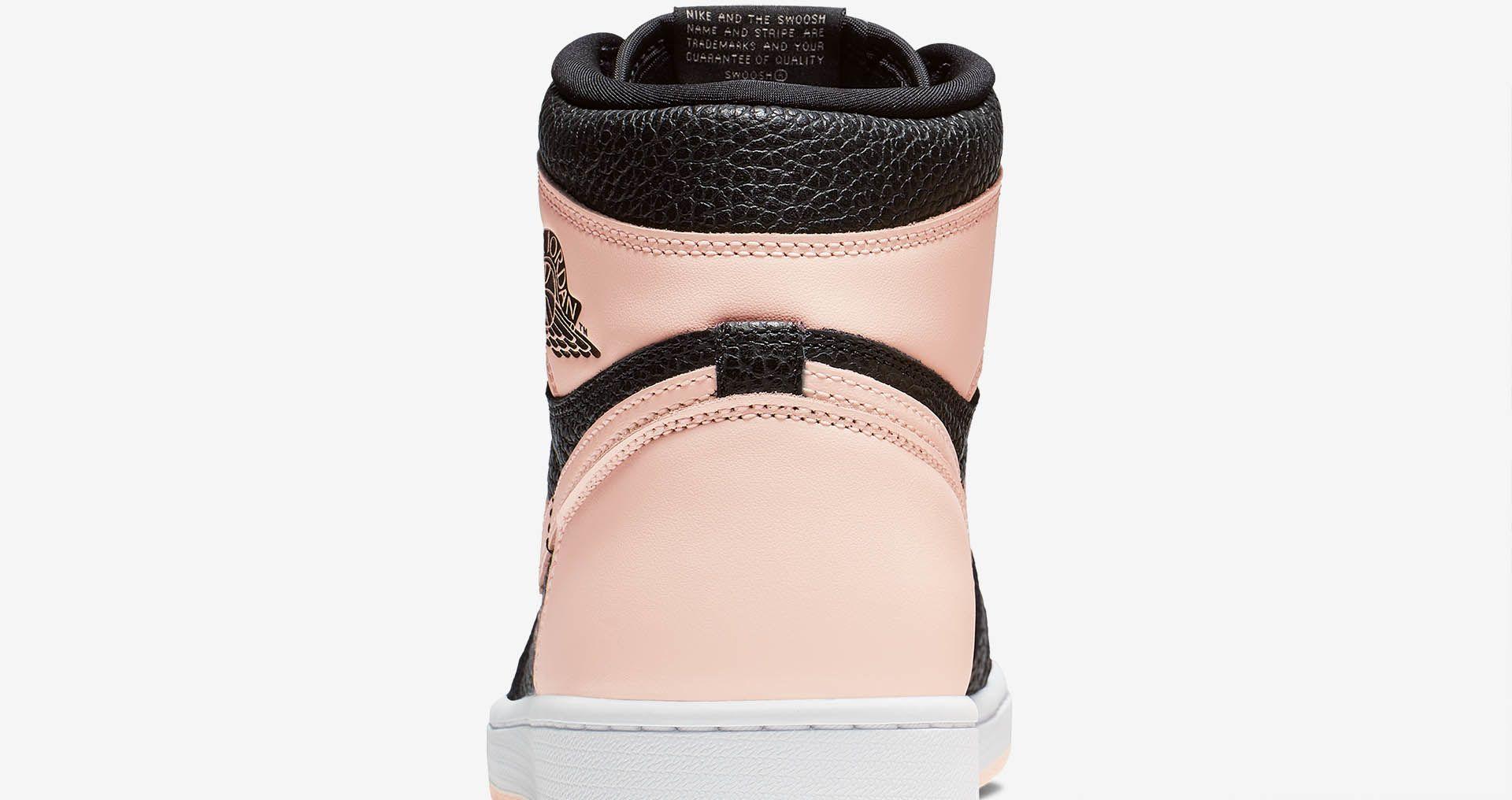 d5bc786340 Air Jordan 1 'Black & Hyper Pink' Release Date. Nike+ Launch HU