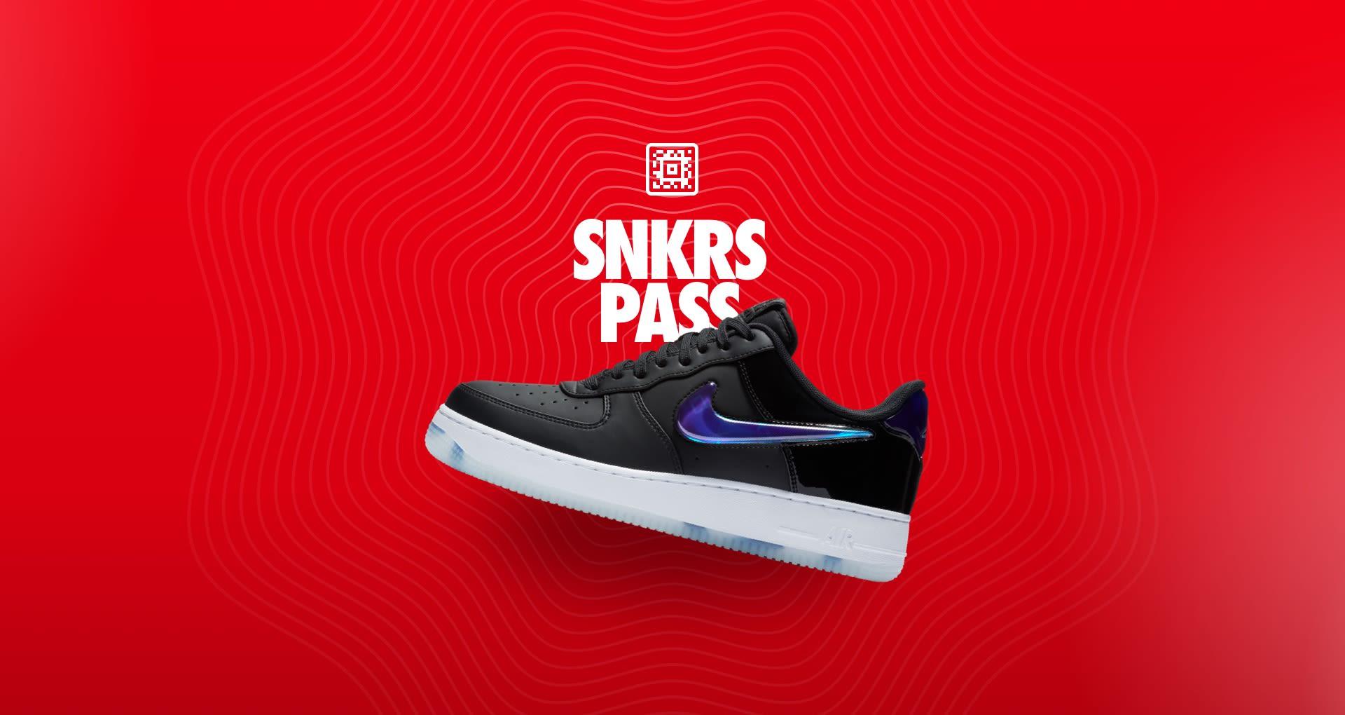 SNKRS Pass: Air Force 1 'PlayStation' SNKRS Atlanta  Nike+