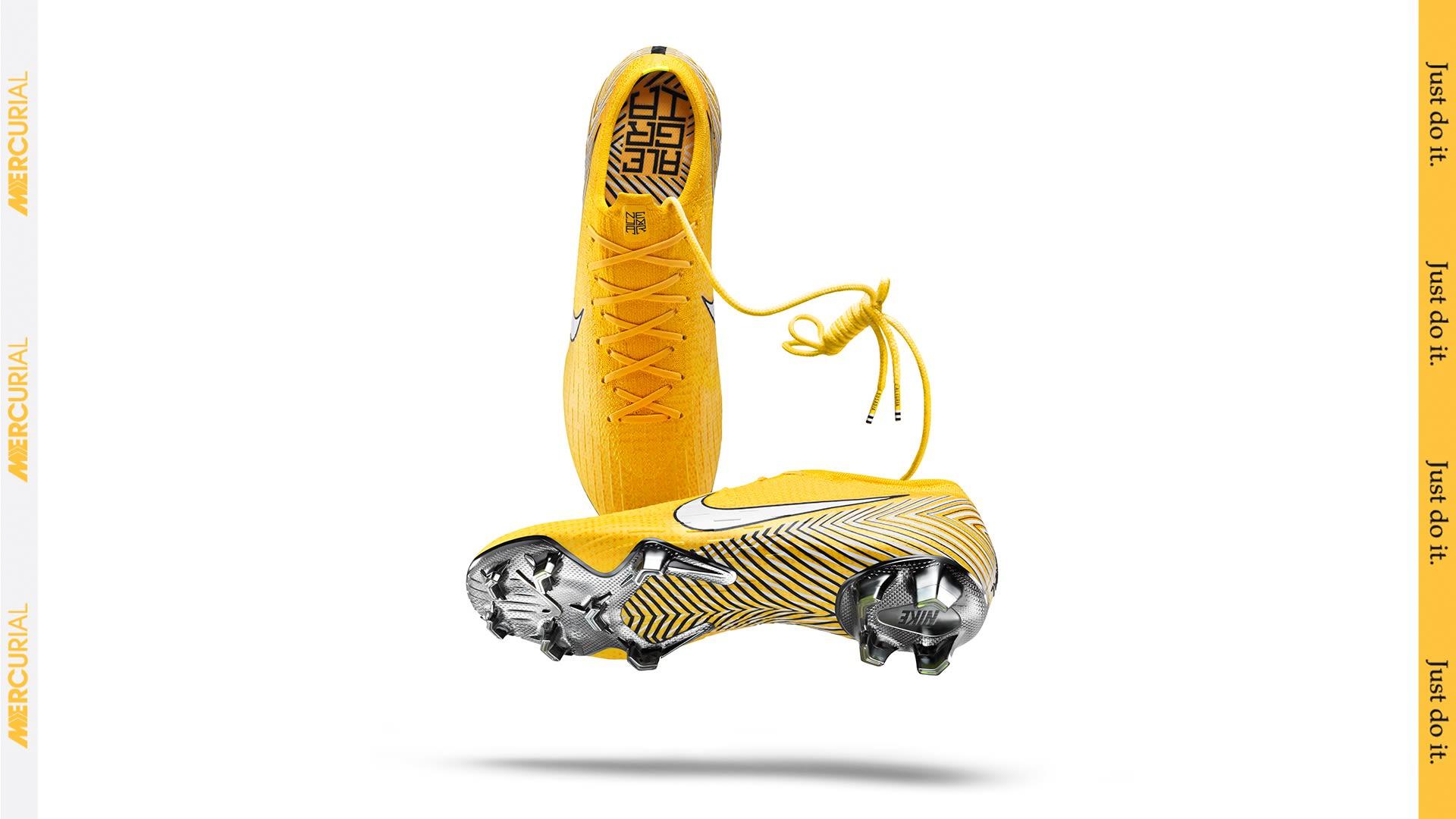 6bd5582ed1ee6 Detrás del diseño  Neymar Jr. Meu Jogo Mercurial Vapor 360. Nike.com ES