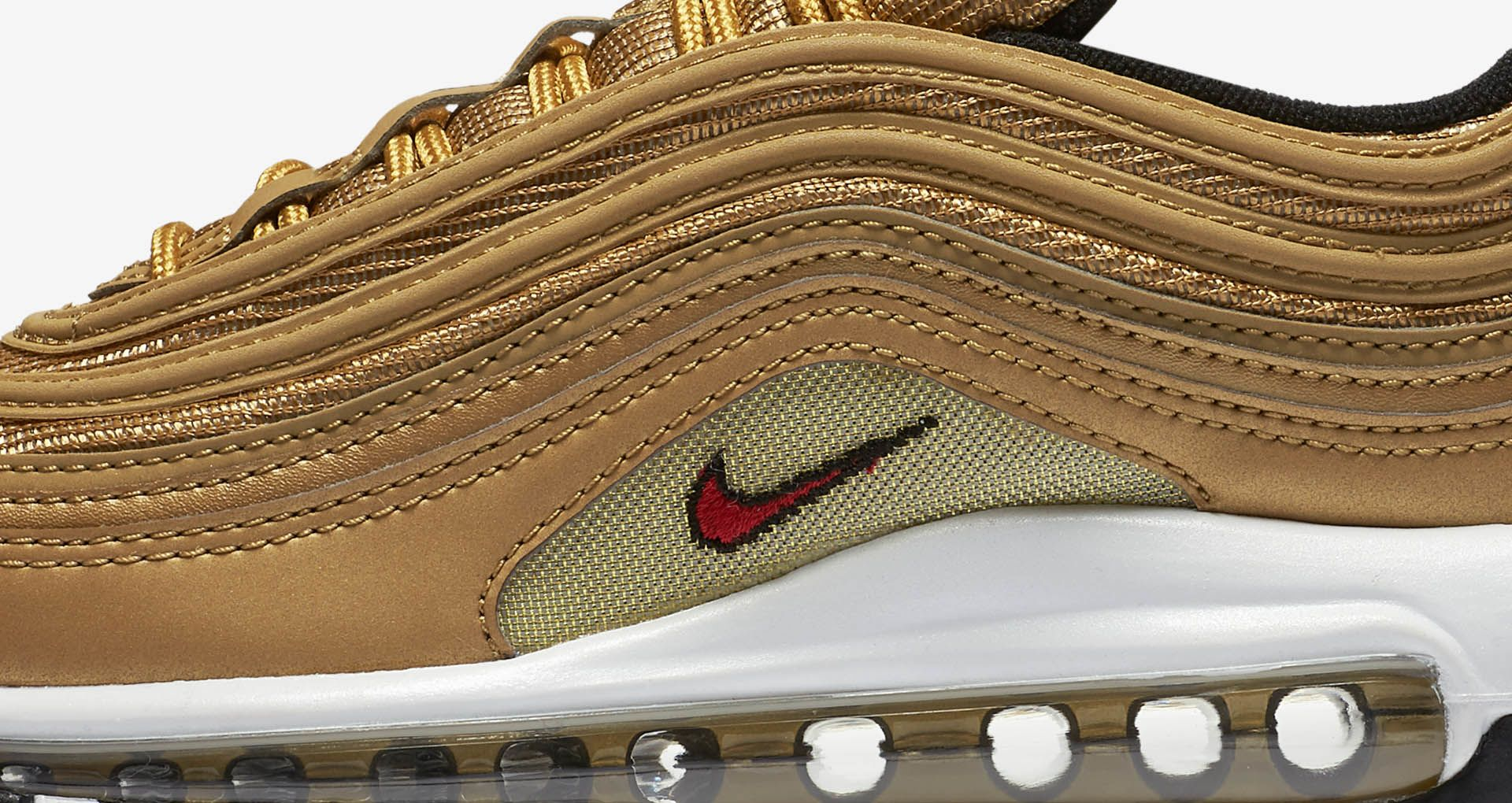 Women's Nike Air Max 97 OG QS 'Metallic Gold' Release Date