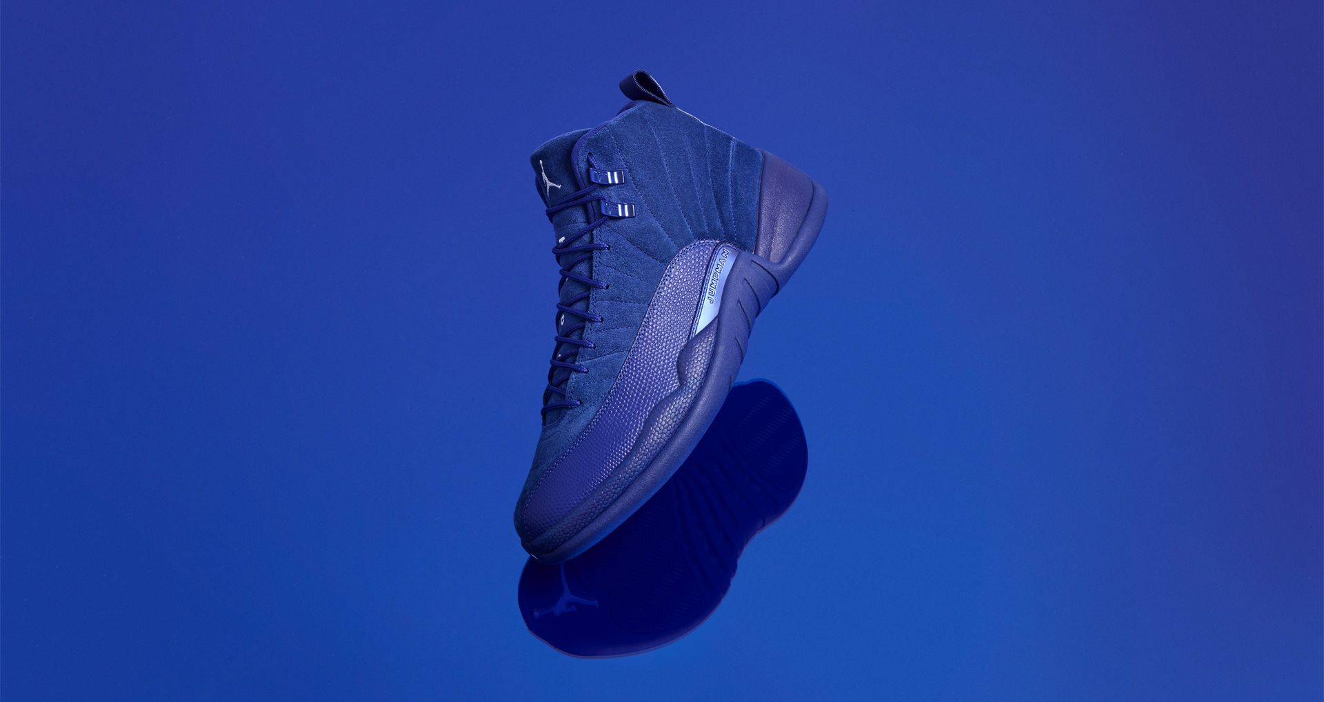 91c6f243a65 Air Jordan 12 Retro 'Deep Royal Blue'. Release Date. Nike⁠+ SNKRS