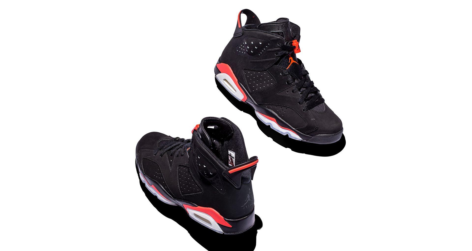 227ea586a62eed Inside the Vault  Air Jordan 6 Evolution. Nike+ SNKRS
