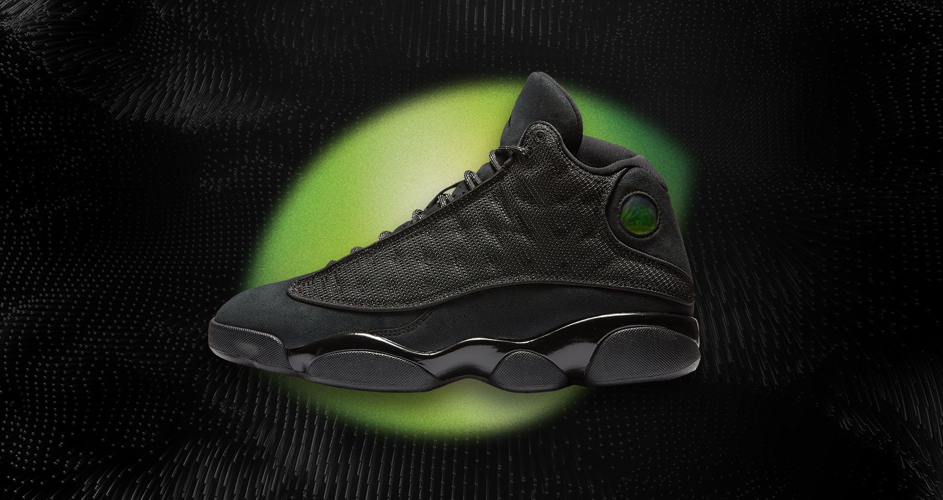 innovative design ac389 a41a8 Air Jordan 13 Retro  Black Cat . Nike⁠+ SNKRS