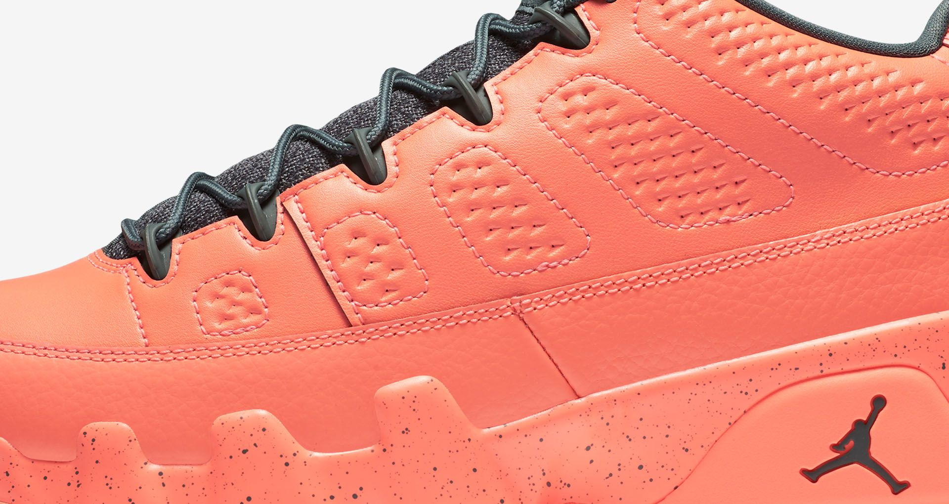 lowest price 594e5 29acf Air Jordan 9 Retro Low  Bright Mango  Release Date