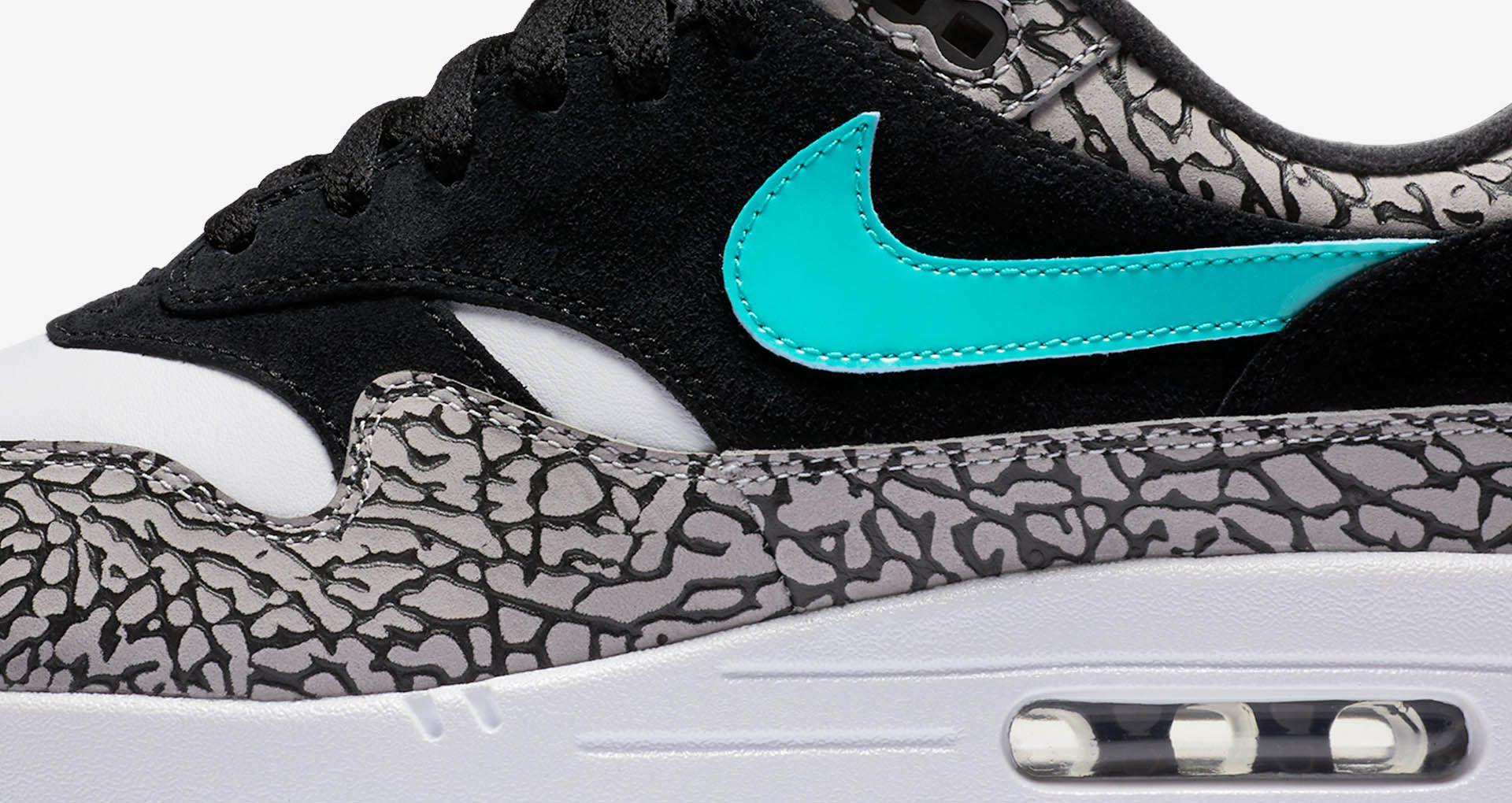 best website 28eea bee2c Nike Air Max 1 Retro 'Atmos'. Nike+ SNKRS