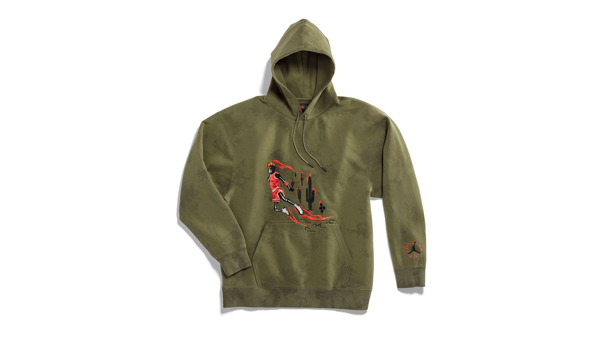 100% genuine preview of sold worldwide Jordan Brand x Travis Scott 'Cactus Jack Collection' Release ...