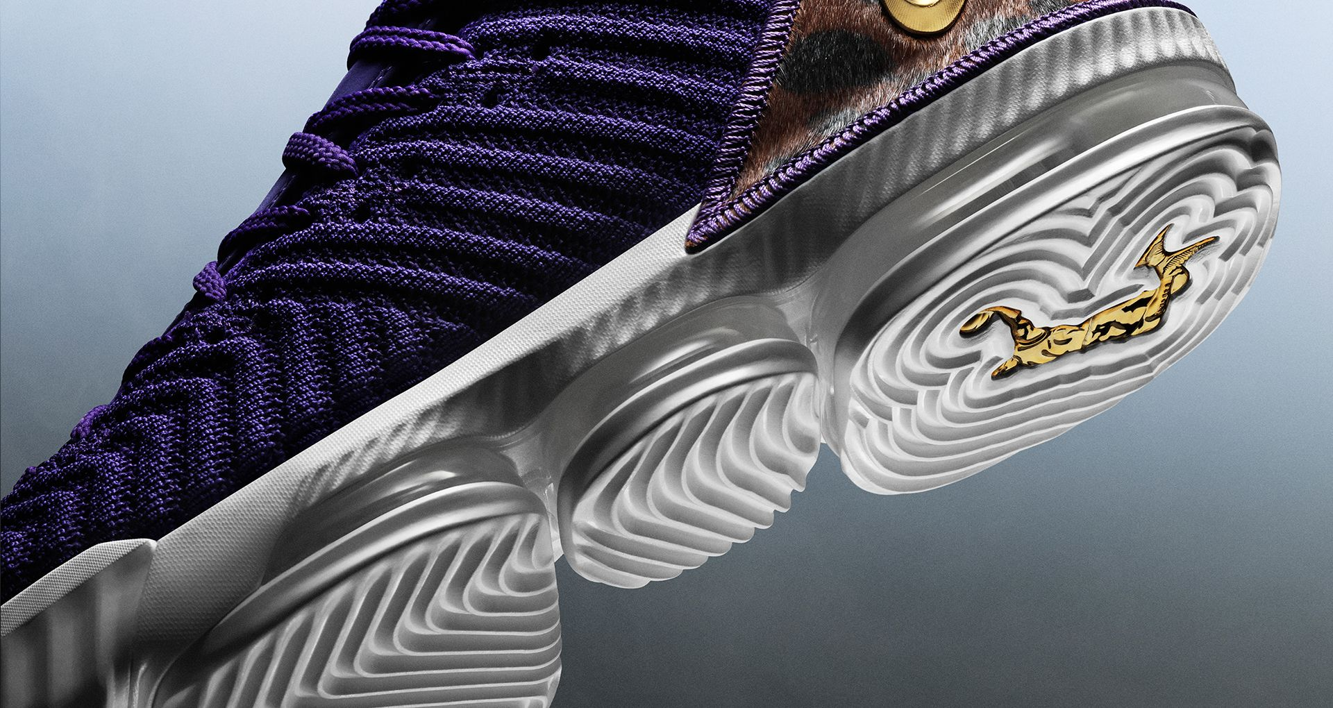 f87eaddfc25a Nike LeBron 16  King Purple . Nike+ SNKRS