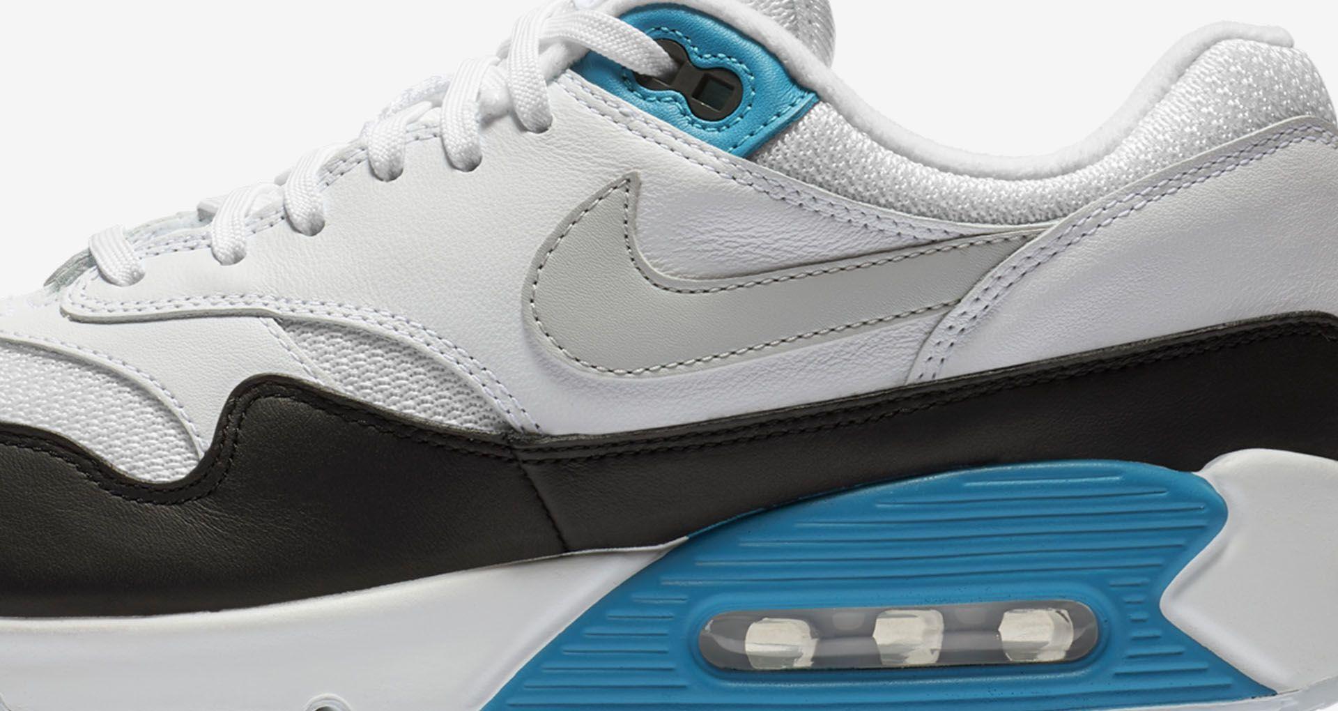 Nike AIR MAX 901 WhiteNeutral GreyBlackLaser Blue