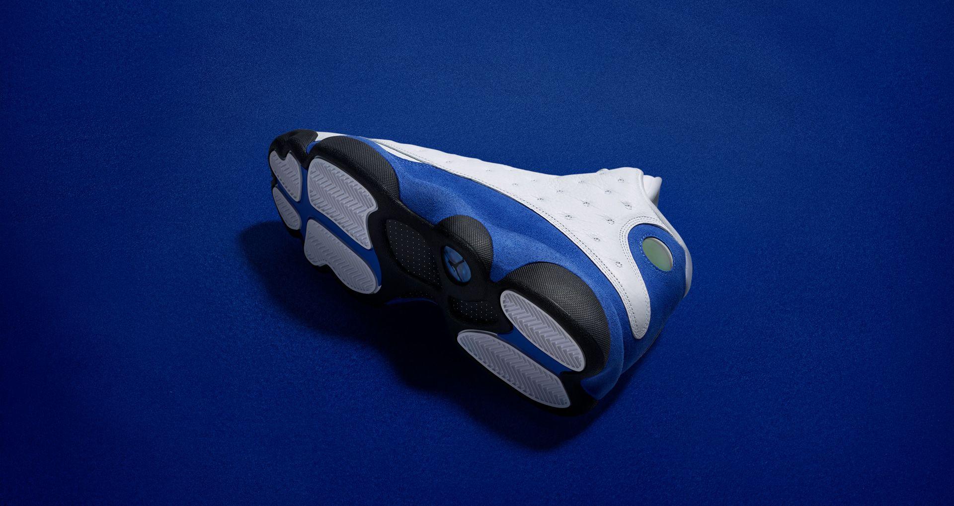 new product 76354 a2b40 Air Jordan 13 'White & Hyper Royal' Release Date. Nike+ SNKRS