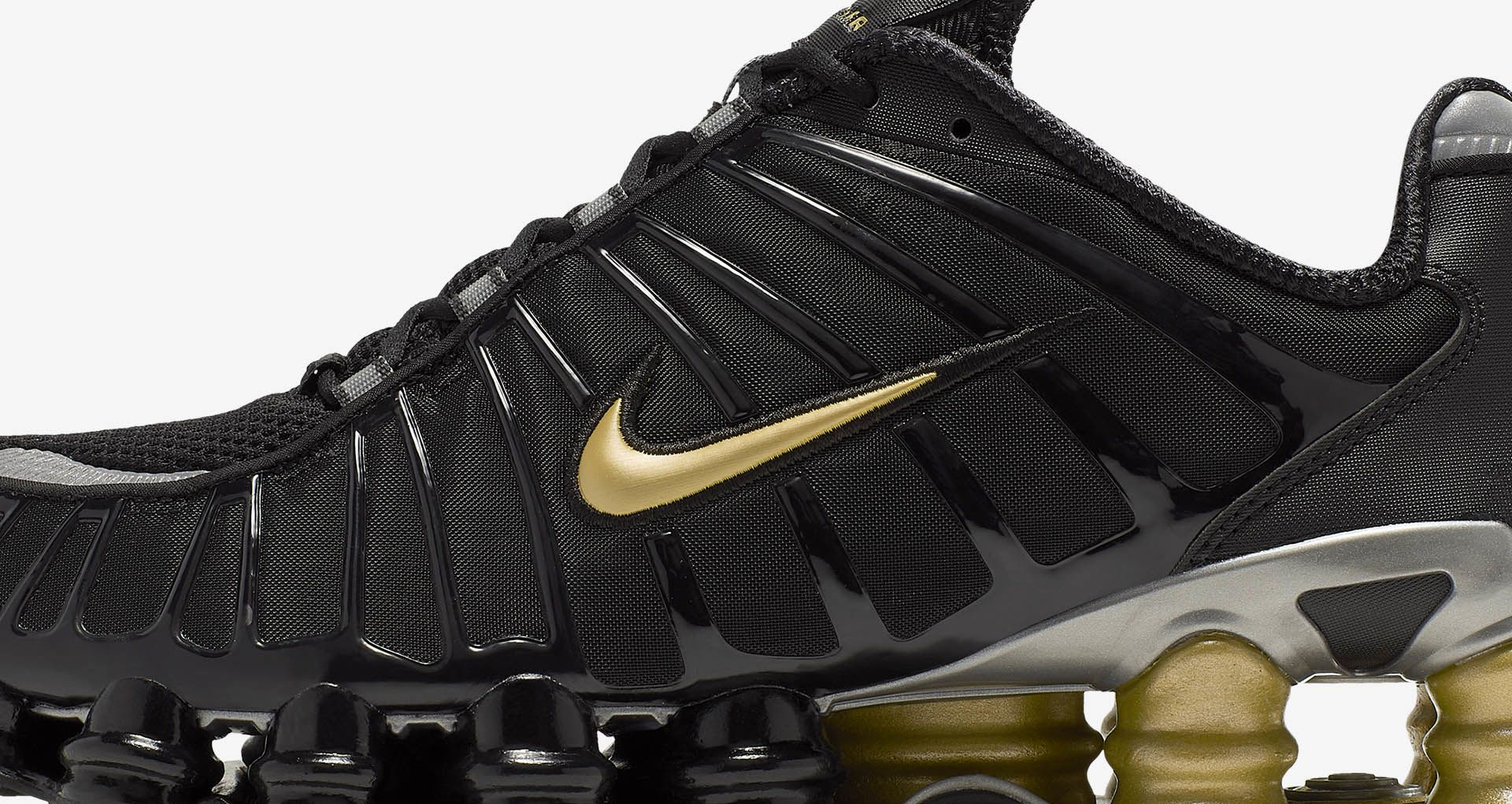 Nike Shox Tl Neymar Jr Black