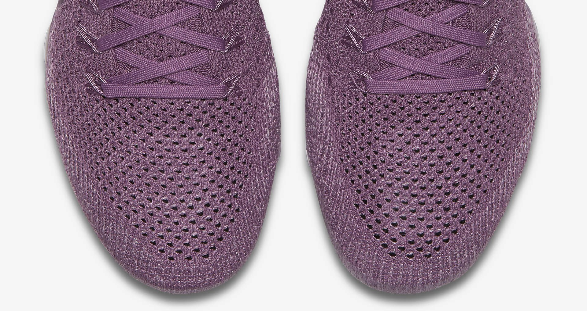 4343634e68b ... the Air VaporMax Flyknit takes on a fitting Violet finish inspired by  shades of the sky