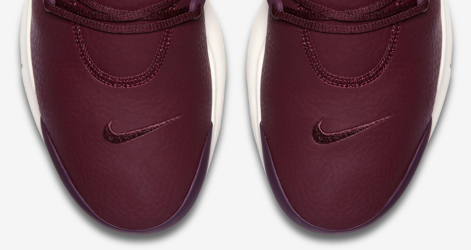 new styles 4de2d 10a05 Women's Nike Air Presto Premium 'Night Maroon'. Nike+ SNKRS
