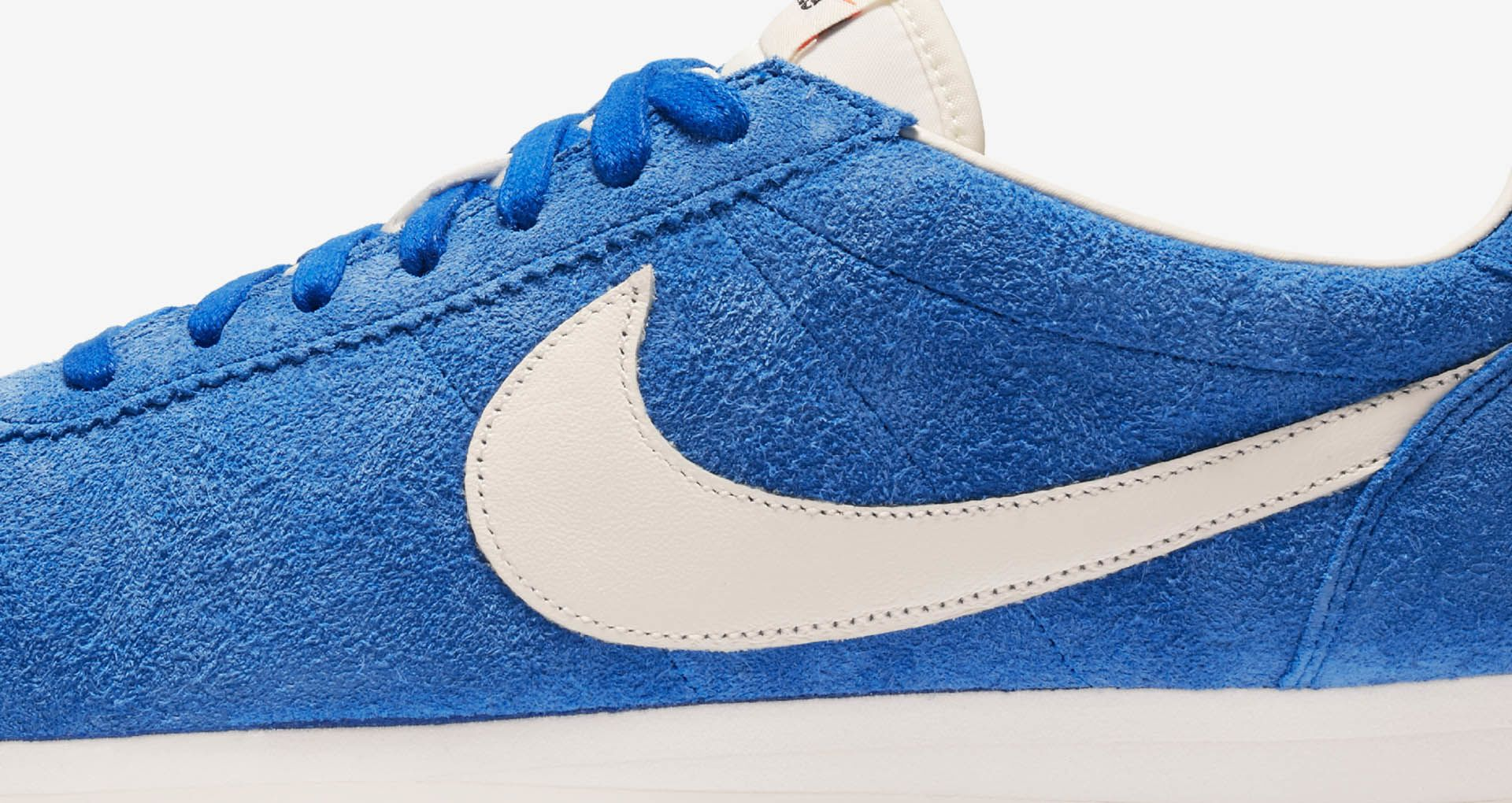 premium selection c0a36 c6efa Nike Classic Cortez Kenny Moore 'Varsity Royal & Sail' Release Date