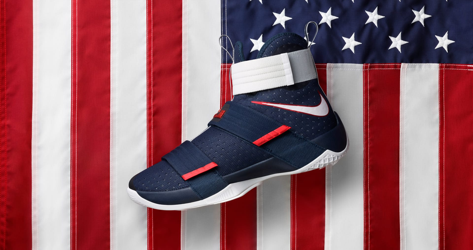Nike Zoom Lebron Soldier 10  National Pride  Release Date. Nike+ SNKRS e9c8f00b0f