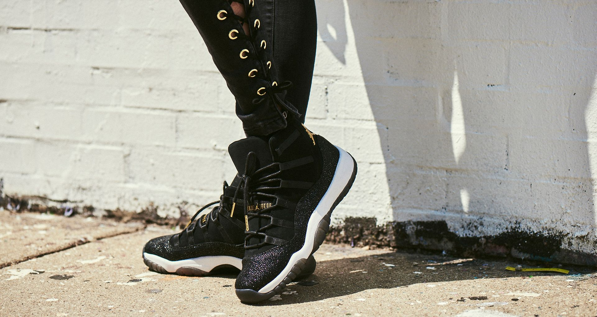 super popular ed92b c6032 Black Friday 2017: Air Jordan 11 'Heiress' Release Date ...
