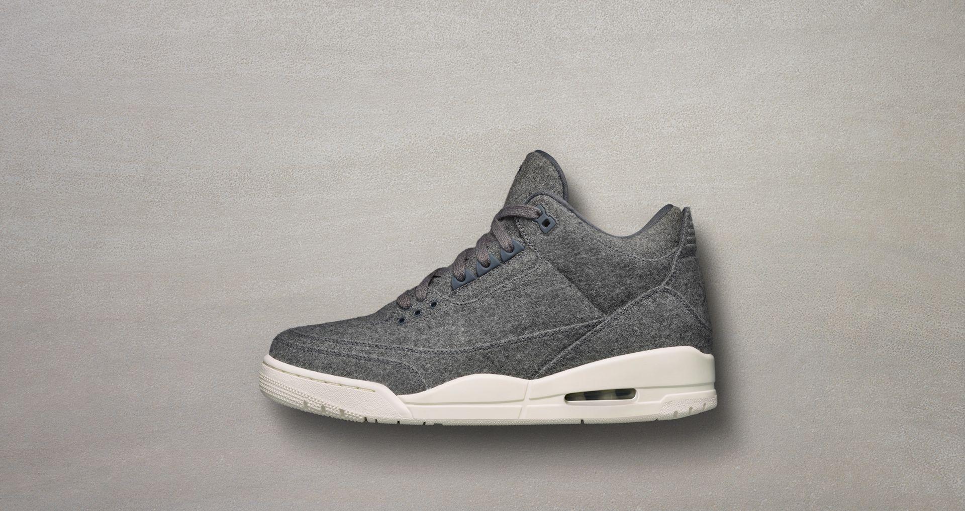 jordan 3 retro grey