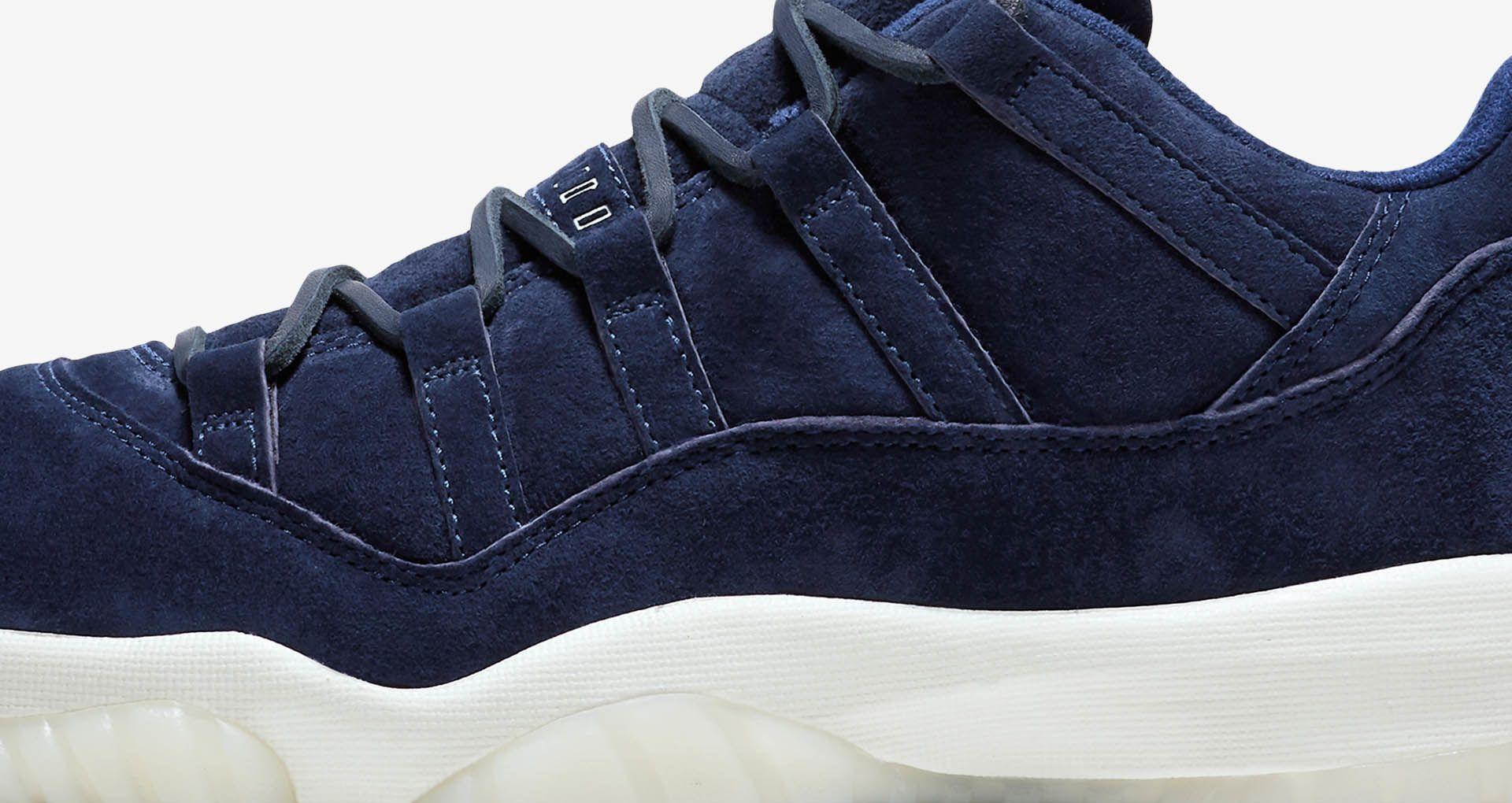 on sale ef244 20b4c Air Jordan 11 Low 'Binary Blue' Release Date. Nike+ SNKRS