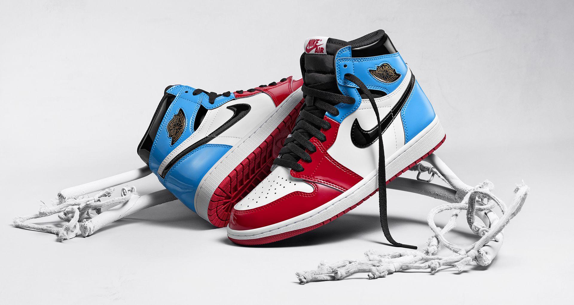 Air Jordan 1 High 'Fearless' Release Date. Nike SNKRS