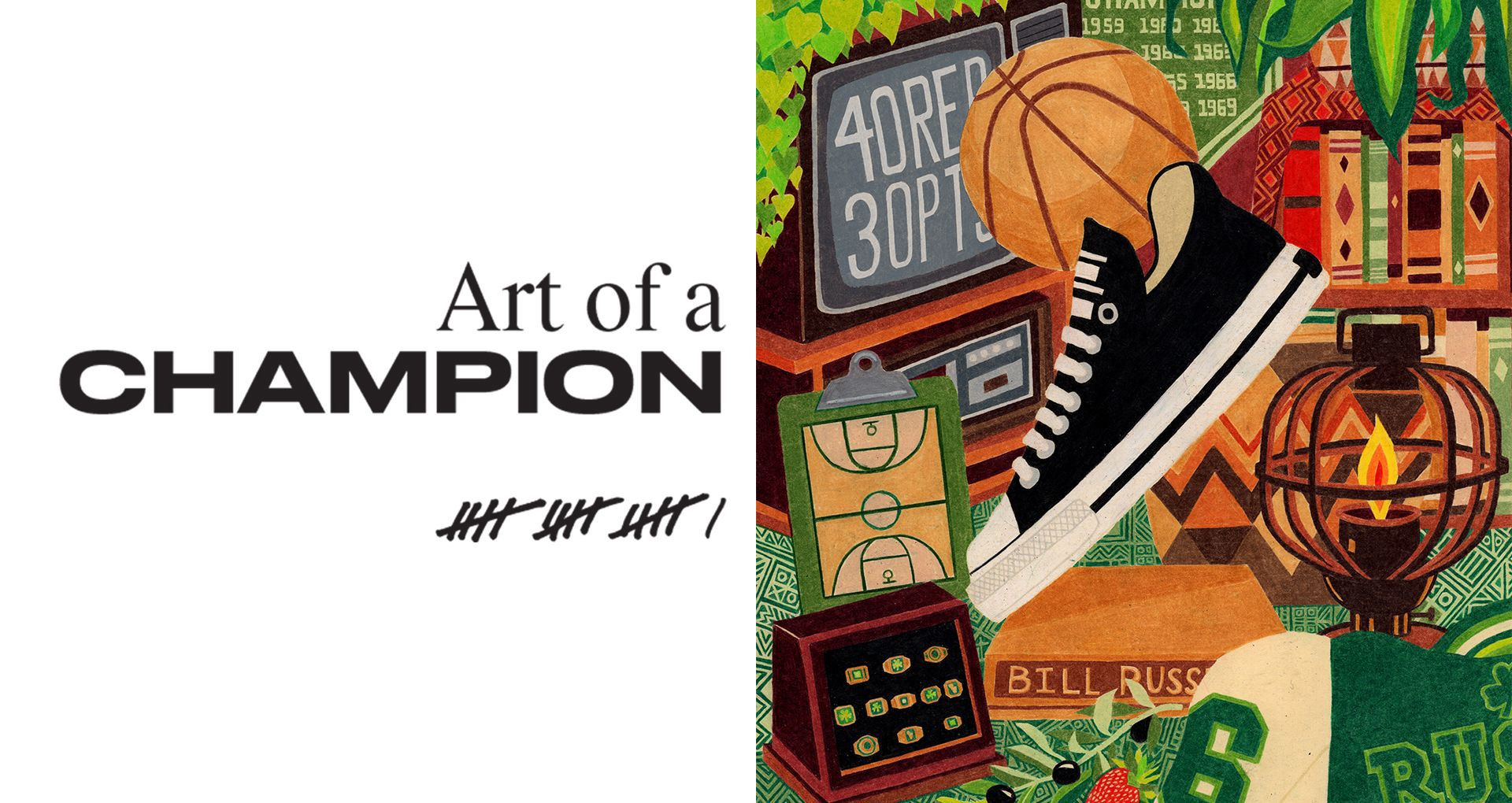 Converse Chuck 70 Art of a Champion | HYPEBEAST