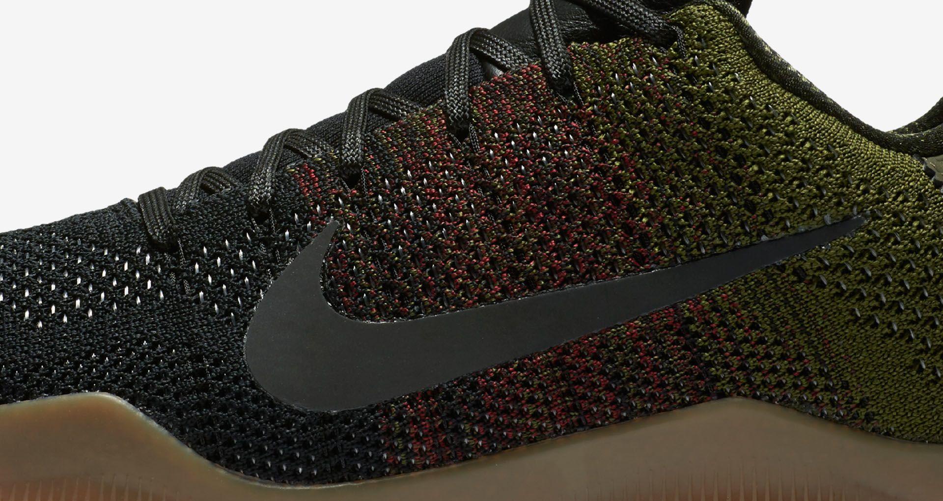 reputable site a184a daa16 Nike Kobe 11 Elite Low  Black Horse  Release Date