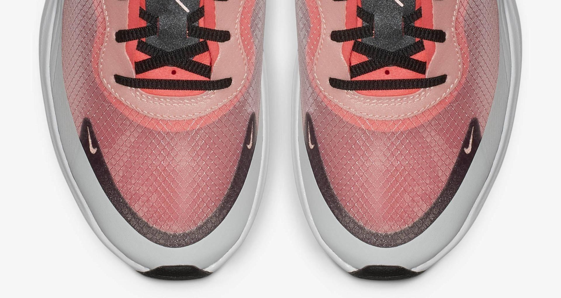 Nike Air Max Dia 'Off White & White & Flash Crimson & Black