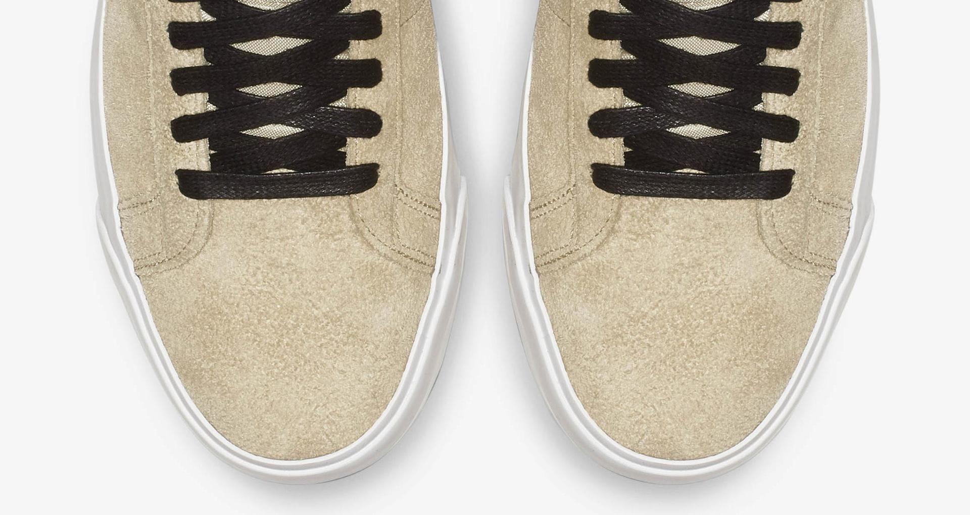 promo code d9ced cce26 Nike SB Zoom Blazer Mid Stüssy x Lance 'Midwest Gold & ...