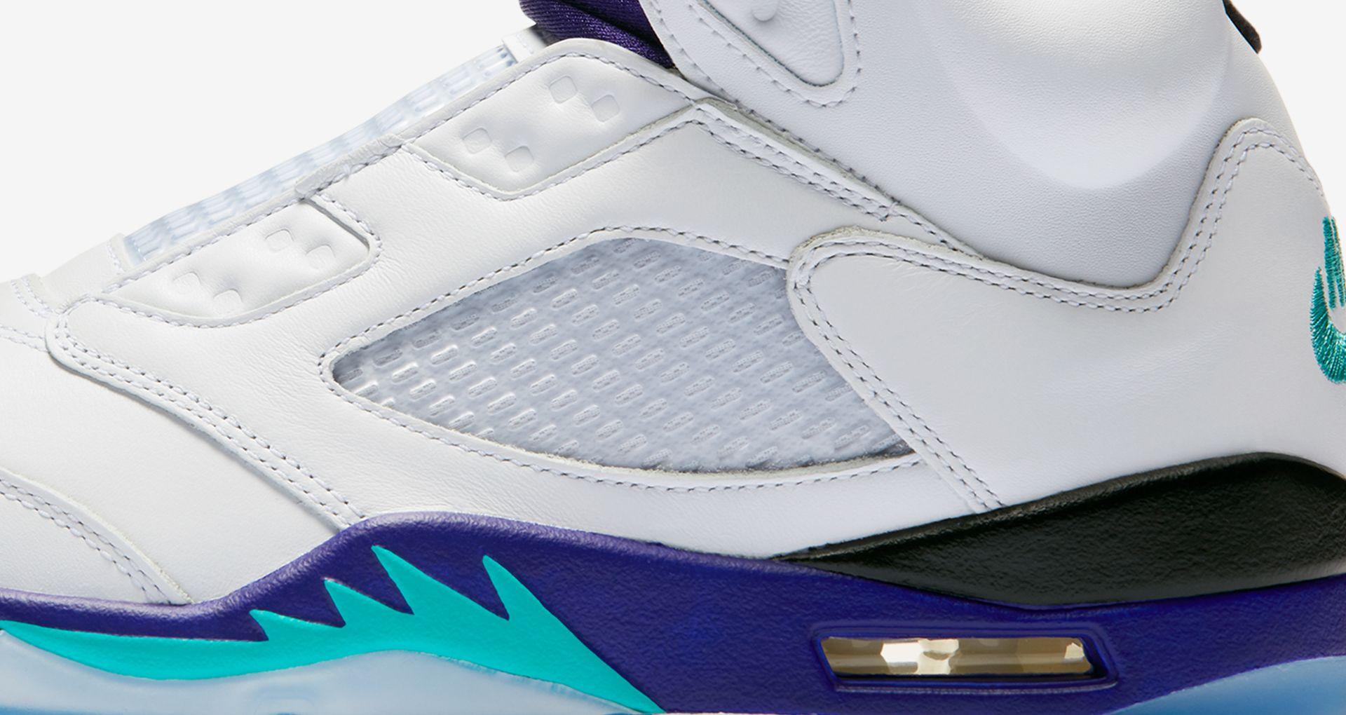 a29bd544775 Air Jordan 5 'Fresh Prince' Release Date. Nike+ SNKRS