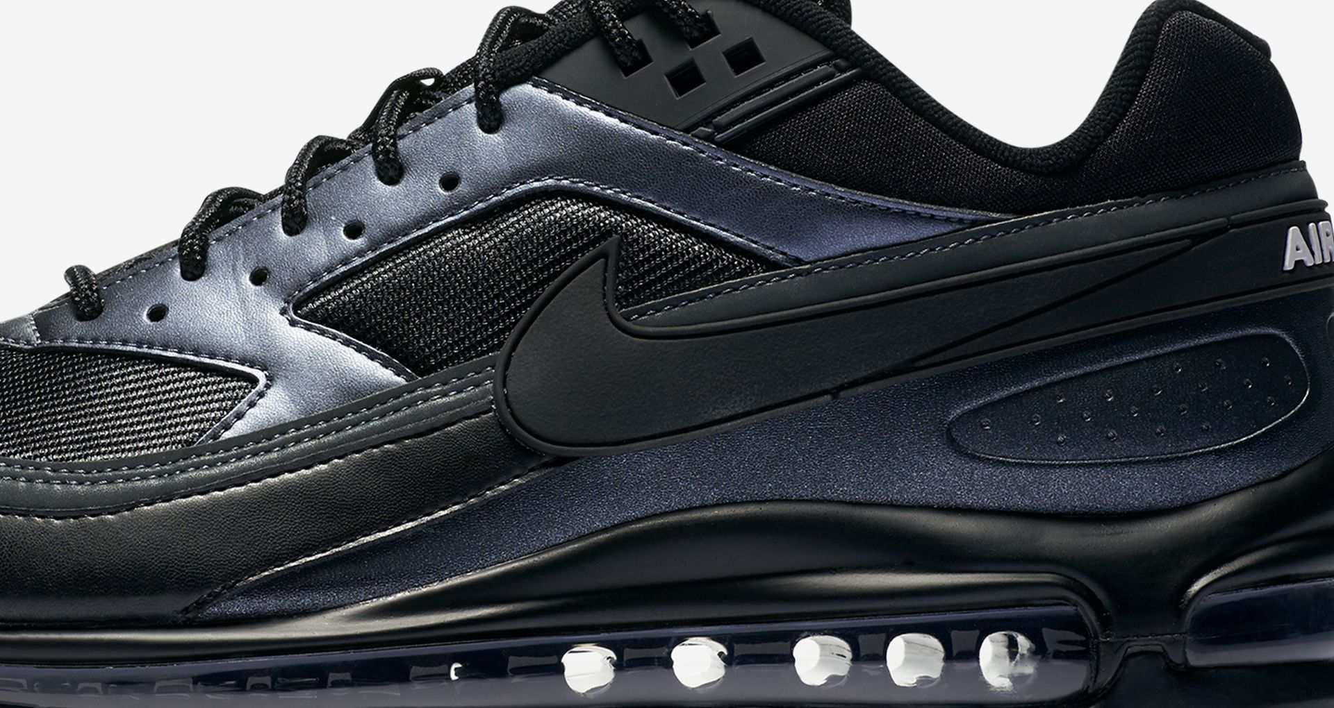 Nike Air Max 97 BW 'Black & Metallic Hematite' Release Date