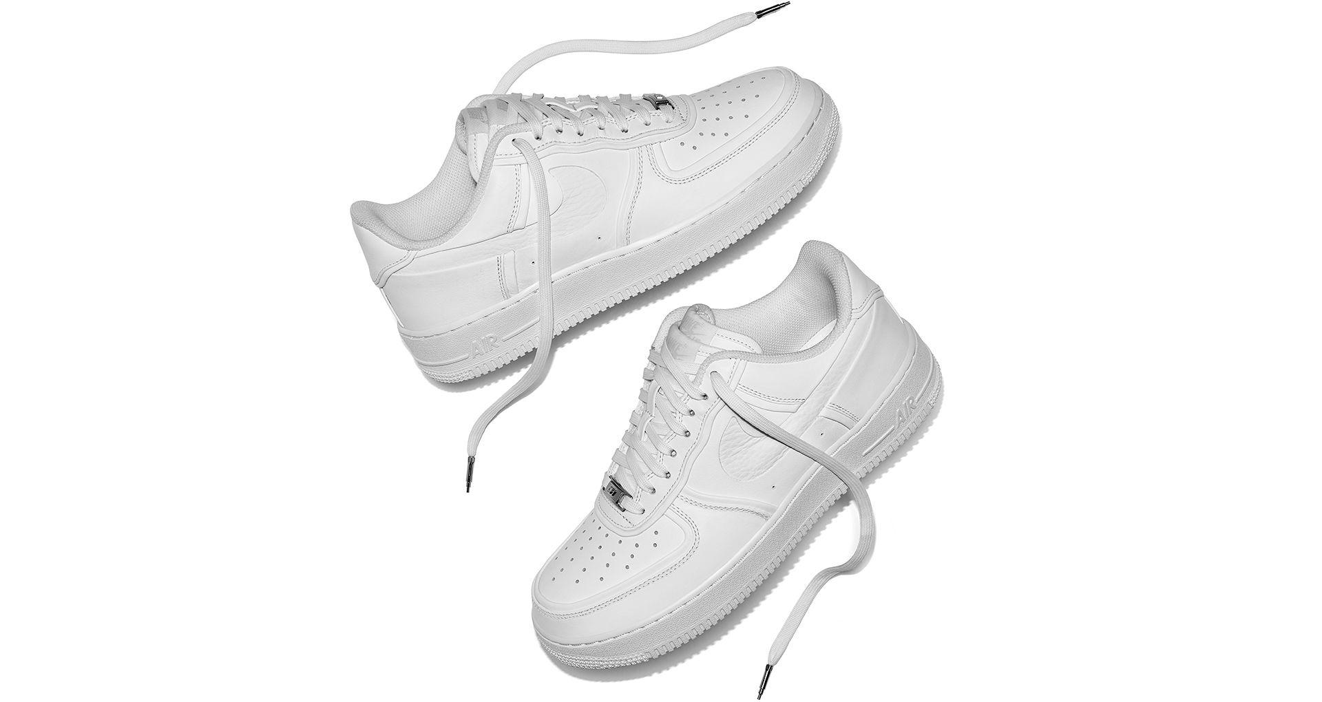 8fb6fe97c58 Nike Air Force 1 John Elliott  White  Release Date. Nike+ SNKRS