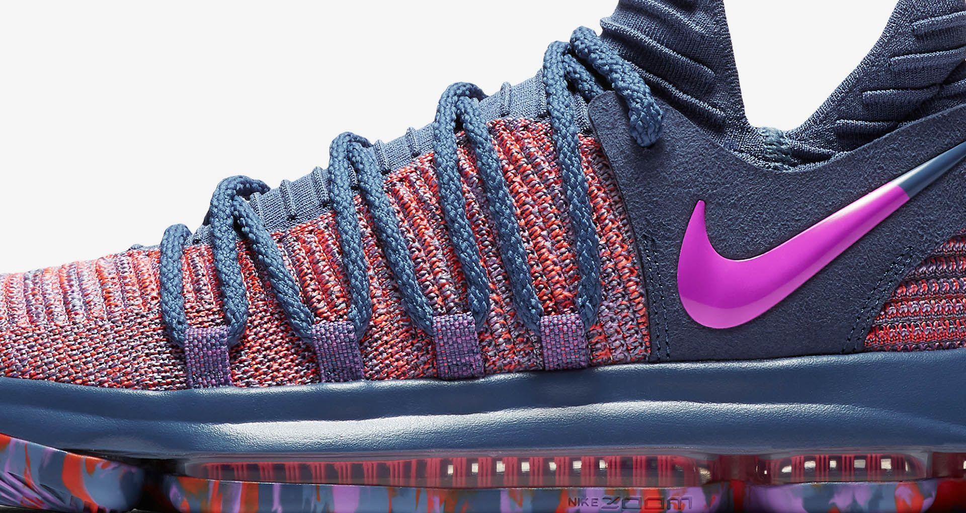 cc83a0527e17 Nike KDX All Star 2018  Ocean Fog and Fuchsia Blast  Release Date ...