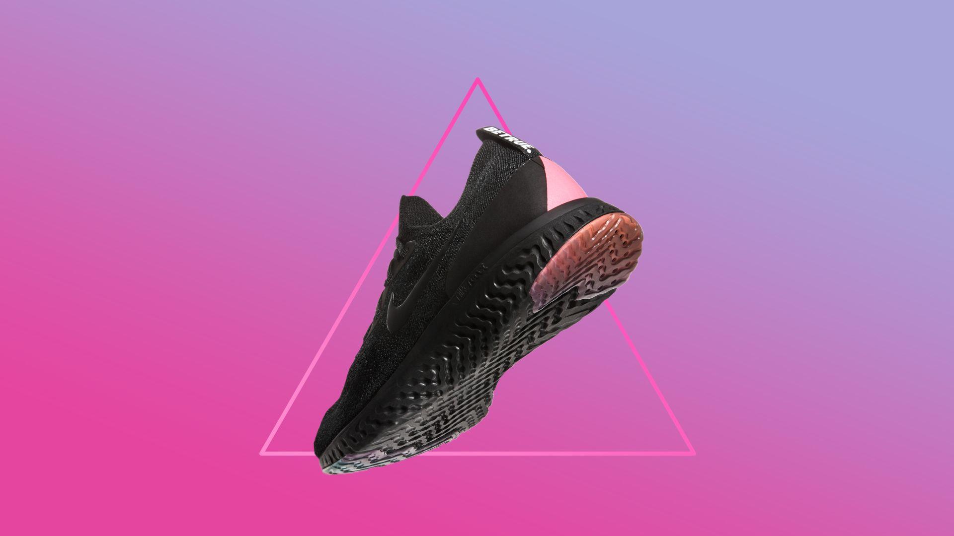 01e00ca6faaa Nike Epic React Flyknit Betrue  Black   Multicolor  Release Date ...