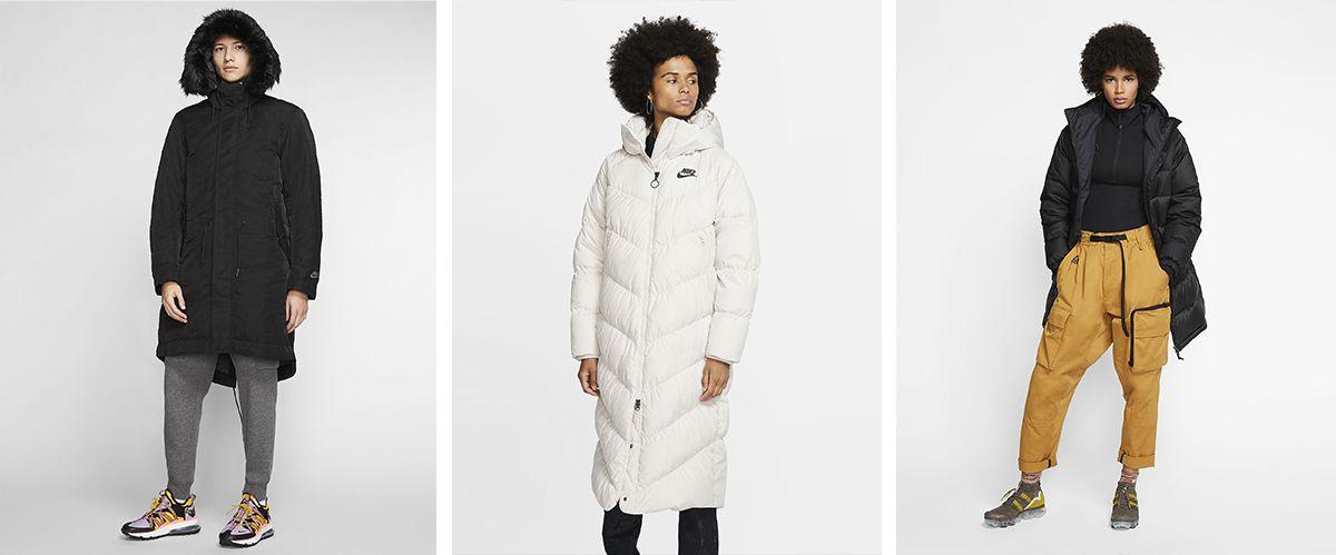 luksus vinter jakker dame
