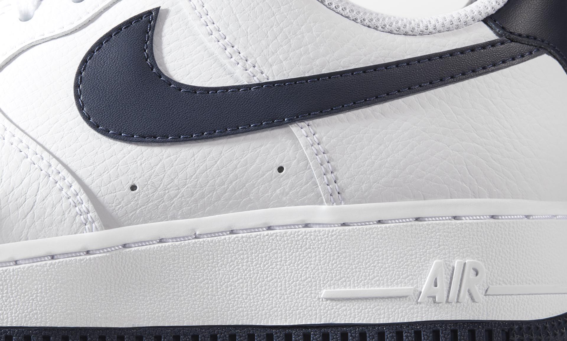 Nike Air Force 1 ´07 Damen Sneaker weiß rot AH0287 107
