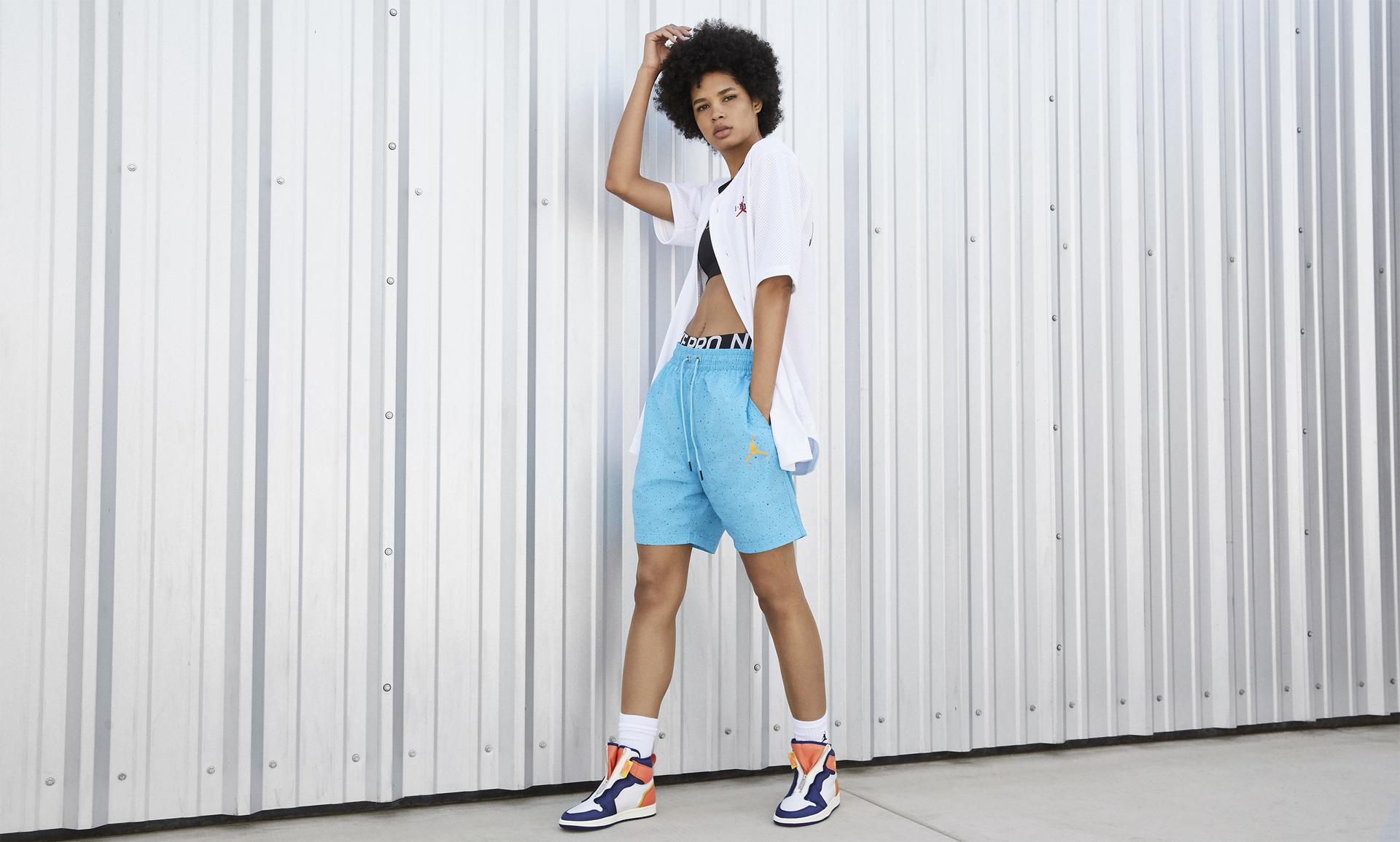 00e007993c4 Air Jordan 1 High Zip Women's Shoe. Nike.com