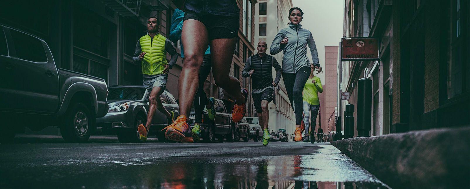 Montgomery Perspectiva Tan rápido como un flash  Cuál es la misión de Nike?   Ayuda de Nike