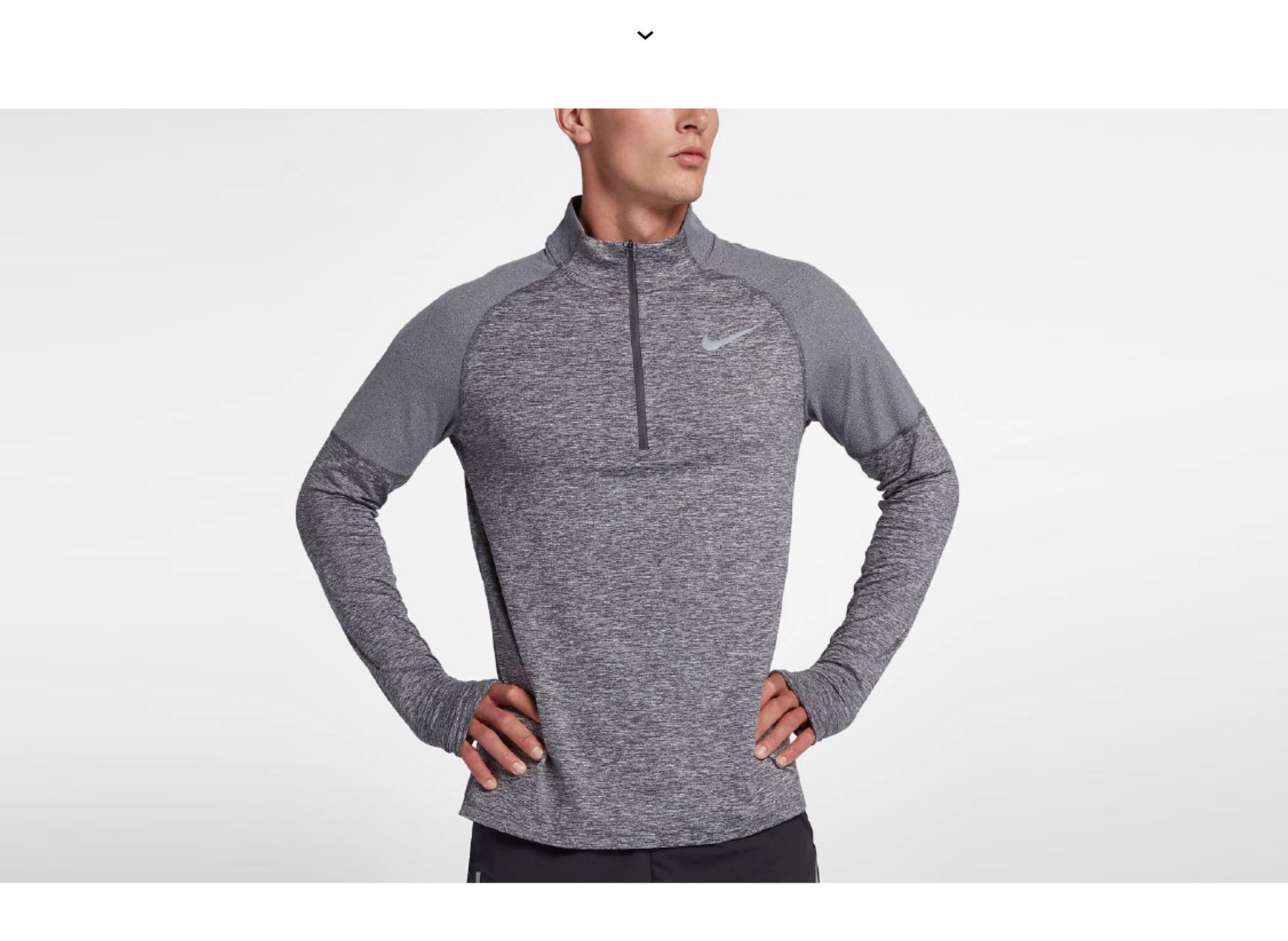 nike air max soldes beige, Nike DRI FIT ELEMENT HOODIE Noir