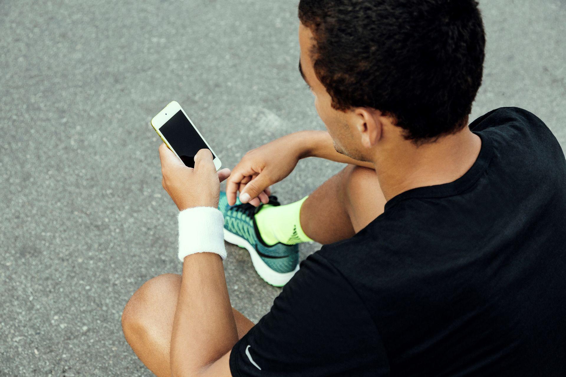 Kann ich die Sprache meiner Nike Run Club App ändern? | Nike