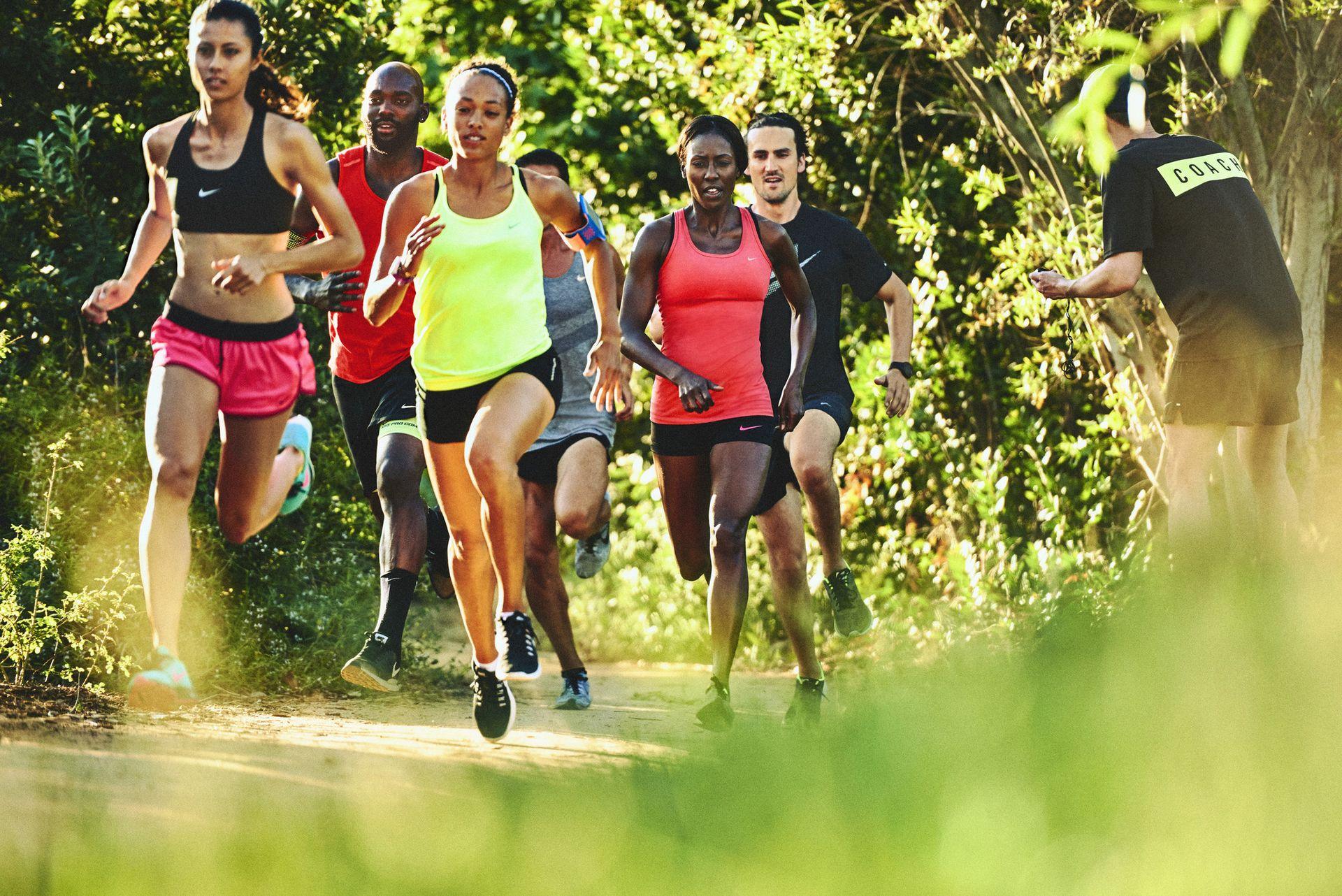 Was sind Nike Lauflevel in der Nike Run Club App? | Nike Hilfe
