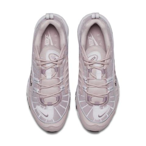 air max silver donna