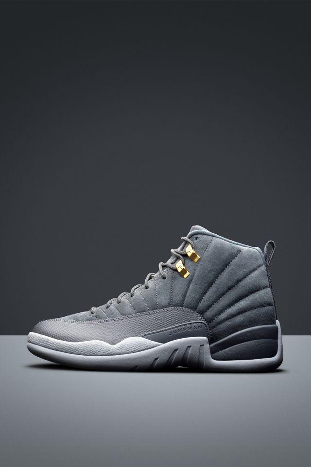 Air Jordan 12 Retro 'Dark Grey' Release Date. Nike SNKRS