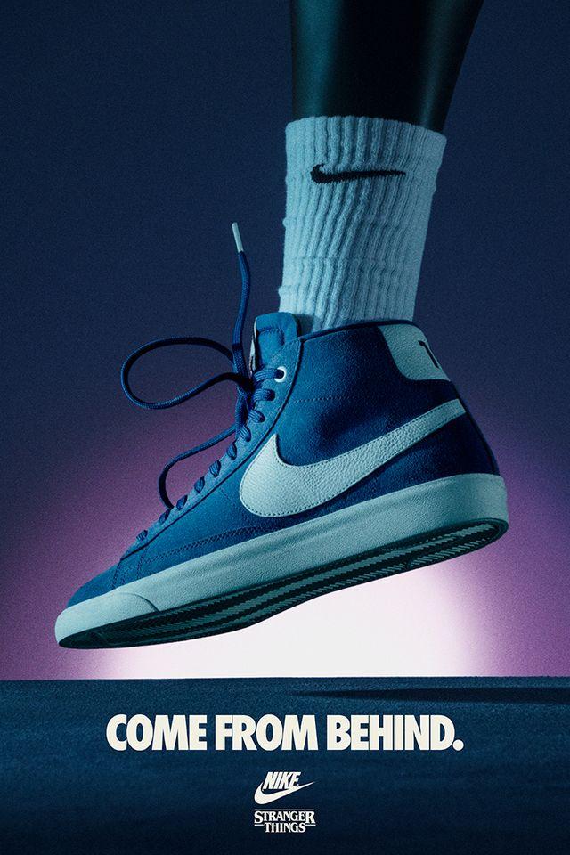 Nike x Stranger Things Blazer Mid 'OG Collection' Release