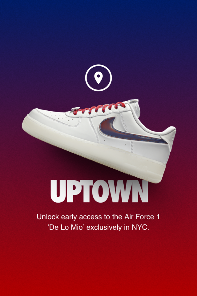 Nike Air Force 1 'De Lo Mio' Release Date. Nike SNKRS