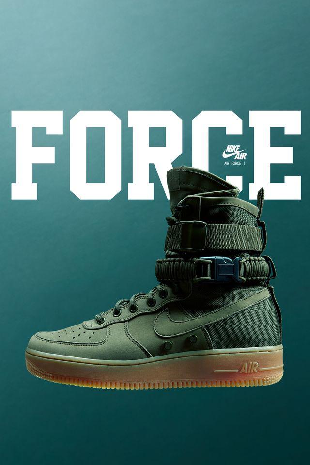 2nike air force sf 1 ghiaccio