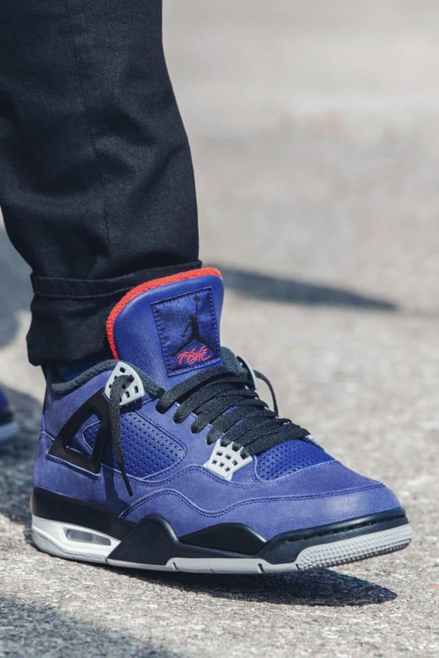Air Jordan 4 'Winterized' Release Date