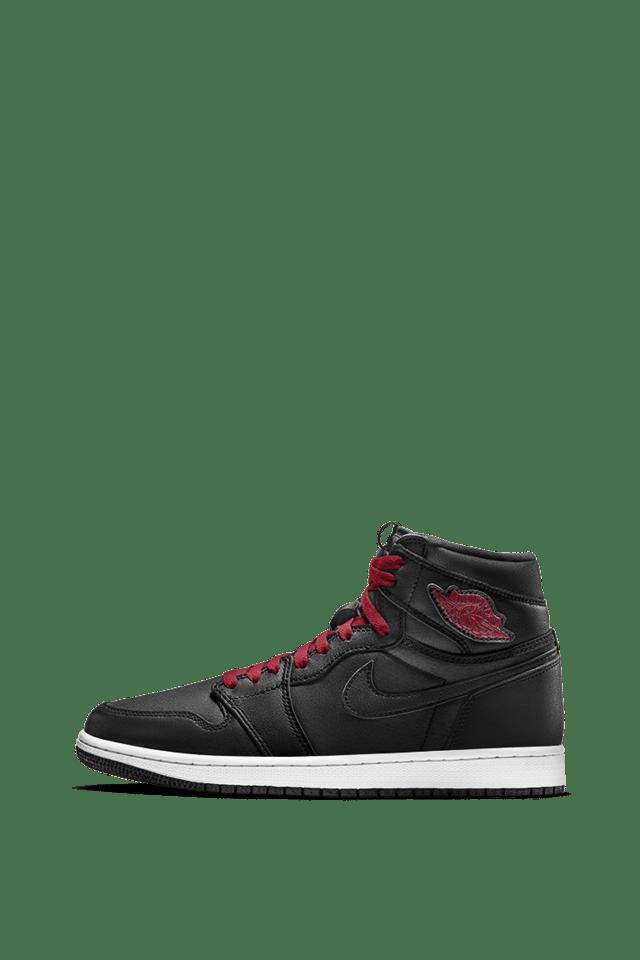 Air Jordan 1 High 'Black/Gym Red