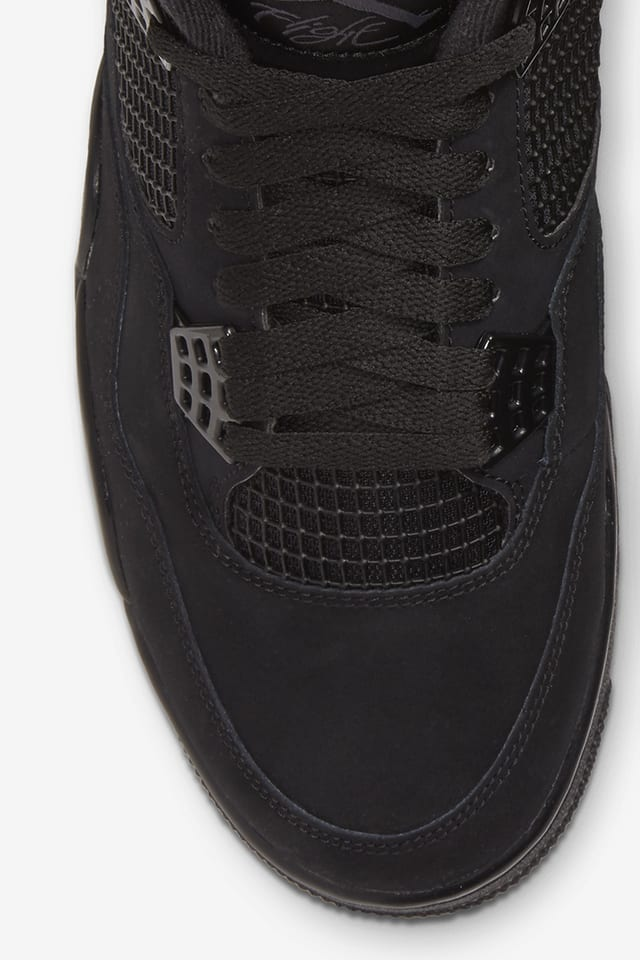 Air Jordan Iv Black Cat Release Date Nike Snkrs
